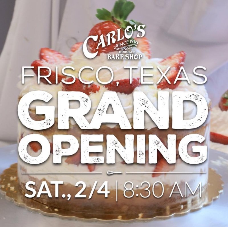New Bakery Opening In Frisco