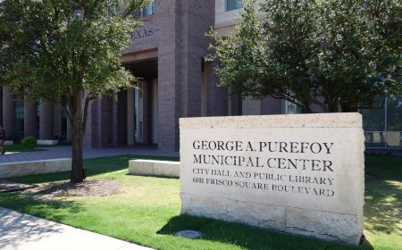 George A. Purefoy Municipal Center