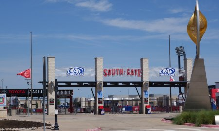 Toyota Stadium South Gate