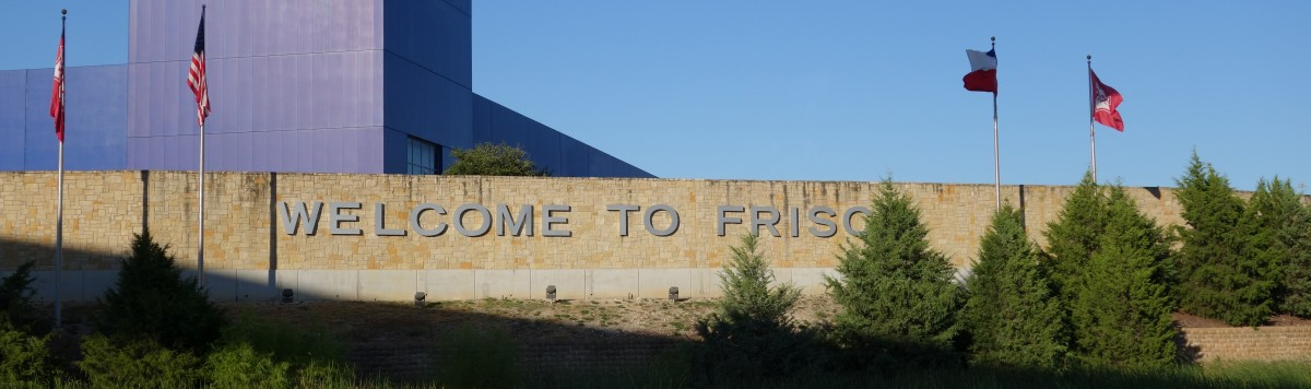 Welcome to Frisco Sign