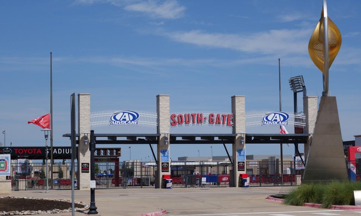 Toyota Stadium South Gate Photos Frisco Tx