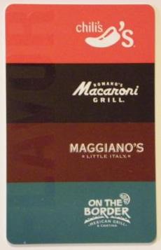 Frisco.com Contest - $25 gift card to Chili's, Macaroni Grill ...